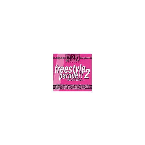 Va-dance Freestyle - Freestyle Parade Vol 02 - Preis vom 13.05.2021 04:51:36 h