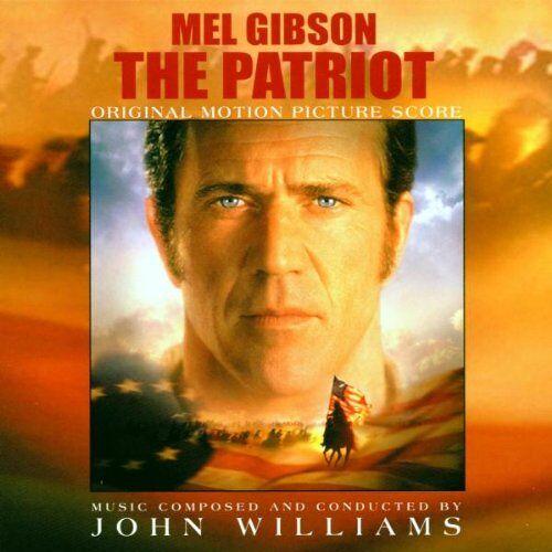 John Williams - Der Patriot (The Patriot) (Score) - Preis vom 12.04.2021 04:50:28 h