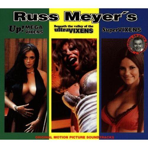 Ost - Russ Meyer's Megavixens/Ultravixens/Supervixens - Preis vom 07.05.2021 04:52:30 h