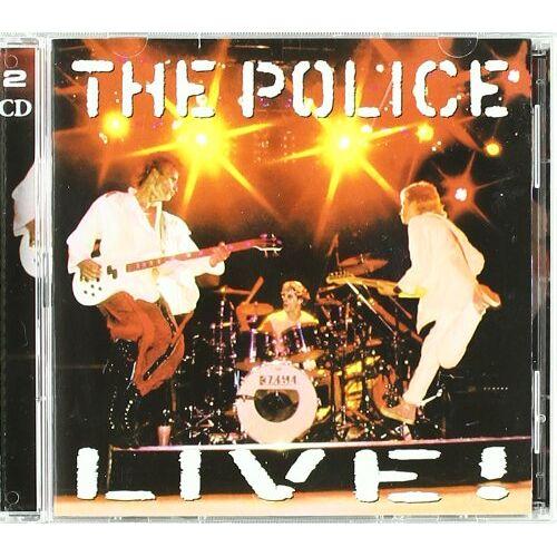 The Police - The Police Live - Preis vom 23.02.2021 06:05:19 h