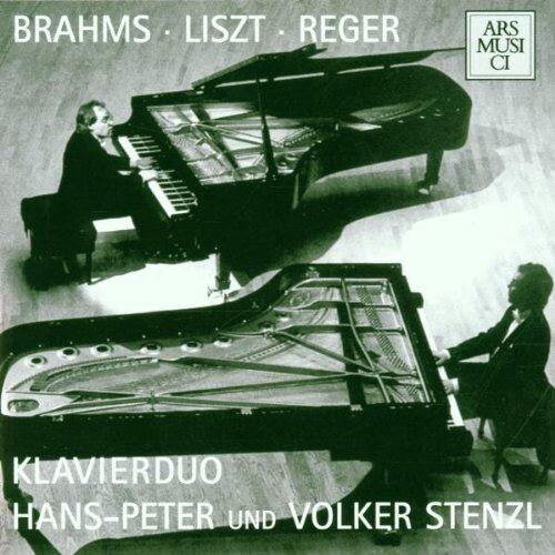 Klavierduo Hans-Peter und Volker Stenzl - Musik für Zwei Klaviere - Preis vom 06.05.2021 04:54:26 h