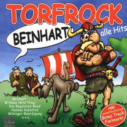 Torfrock - Beinhart-Alle Hits - Preis vom 03.05.2021 04:57:00 h