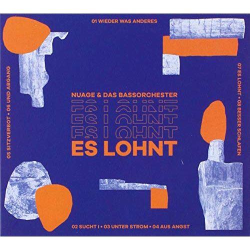 Nuage & das Bassorchester - Es Lohnt - Preis vom 08.05.2021 04:52:27 h