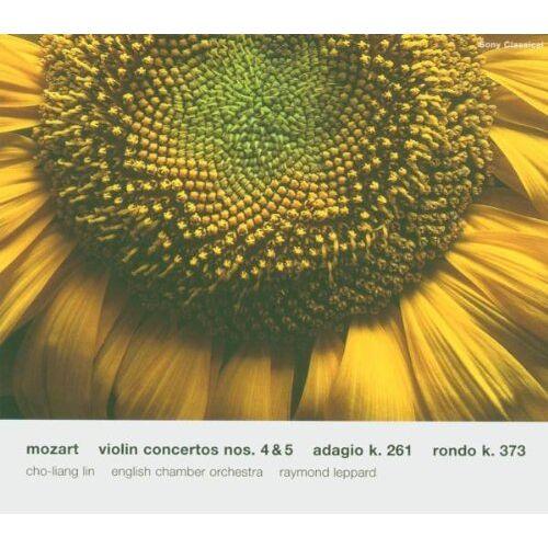 Cho-Liang Lin - Mozart: Violin Concertos Vol.2 - Preis vom 28.02.2021 06:03:40 h