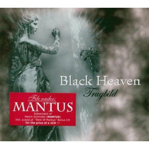 Black Heaven Feat.Mantus - Trugbild (Lim.ed.) - Preis vom 05.09.2020 04:49:05 h