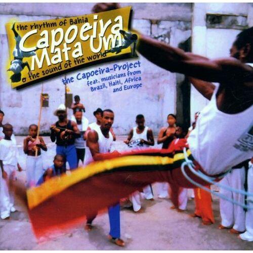 Pro-Ject Capoeira Mata Um (the Rhythm of Bahia & Sound of T - Preis vom 06.05.2021 04:54:26 h