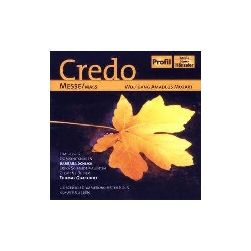 Knubben - Credo-Messe - Preis vom 11.05.2021 04:49:30 h
