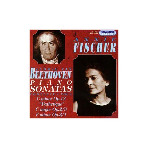 Annie Fischer - Klaviersonaten Vol. 2 - Preis vom 08.05.2021 04:52:27 h