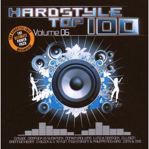 Various - Hardstyle Top 100 Vol.6 - Preis vom 13.05.2021 04:51:36 h