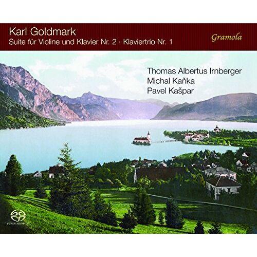 Irnberger, Thomas a. - Suite Fr Violine und Klavier/Klaviertrio 1 - Preis vom 17.04.2021 04:51:59 h