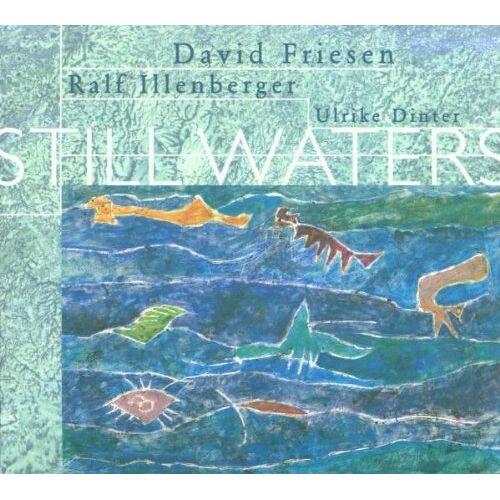 David Friesen - Still Waters - Preis vom 19.01.2020 06:04:52 h