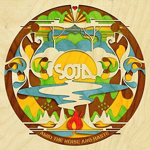 Soja - Amid the Noise and Haste - Preis vom 16.04.2021 04:54:32 h