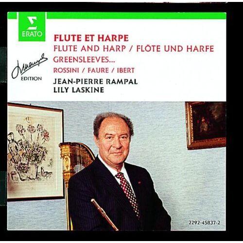 Rampal - Rampal-Edition (Flöte und Harfe) - Preis vom 19.10.2020 04:51:53 h