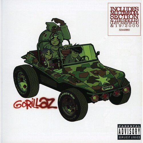 Gorillaz - Gorillaz (New Edition) - Preis vom 01.03.2021 06:00:22 h