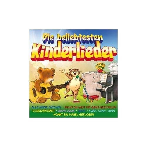 Various - Die beliebtesten Kinderlieder - Preis vom 20.10.2020 04:55:35 h