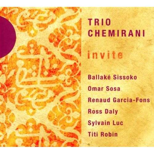Trio Chemirani - Trio Chemirani Invite... - Preis vom 20.10.2020 04:55:35 h