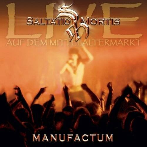 Saltatio Mortis - Manufactum (Live Album) - Preis vom 12.05.2021 04:50:50 h