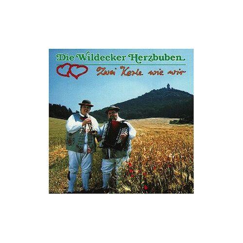 Wildecker Herzbuben - Zwei Kerle Wie Wir - Preis vom 28.02.2021 06:03:40 h