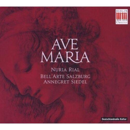 Nuria Rial - Ave Maria-Musik zu Marienfesten - Preis vom 05.05.2021 04:54:13 h