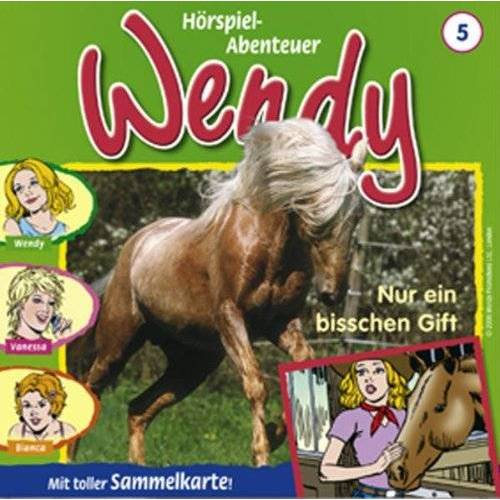 Wendy - Wendy 5: Nur ein bisschen Gift - Preis vom 10.05.2021 04:48:42 h