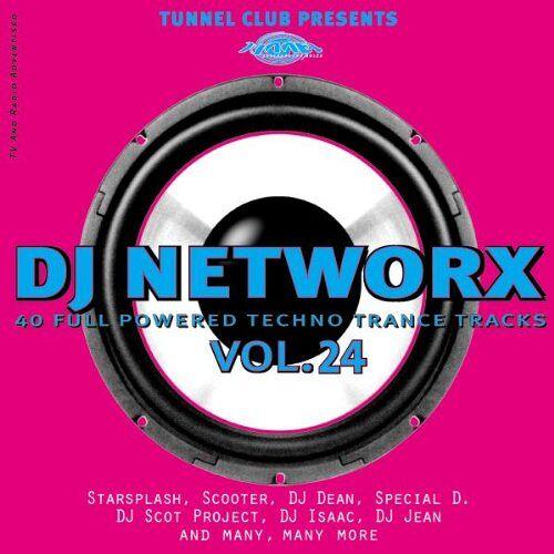 Various - DJ Networx Vol.24 - Preis vom 12.04.2021 04:50:28 h