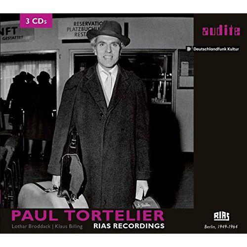Paul Tortelier - Paul Tortelier: RIAS Recordings - Preis vom 18.10.2020 04:52:00 h