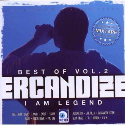 Ercandize - Best of Ercandize Vol.2-I am Legend - Preis vom 19.10.2020 04:51:53 h