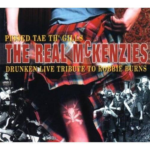 the Real Mckenzies - Pissed Tae Th' Gills (Live) - Preis vom 31.03.2020 04:56:10 h