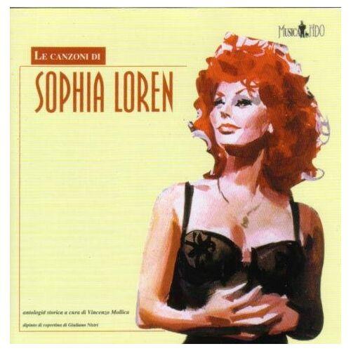 Sophia Loren - Le Canzoni Di Sophia Loren - Preis vom 16.04.2021 04:54:32 h