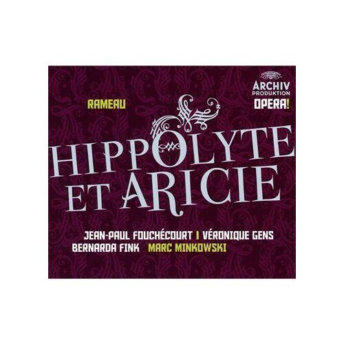 Fouchecourt - Hippolyte et Aricie (Ga) - Preis vom 03.05.2021 04:57:00 h