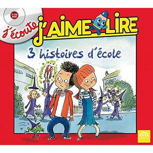 J'Ecoute J'Aime Lire - J'écoute, Jaime Lire, 3 Histoires - Preis vom 17.04.2021 04:51:59 h