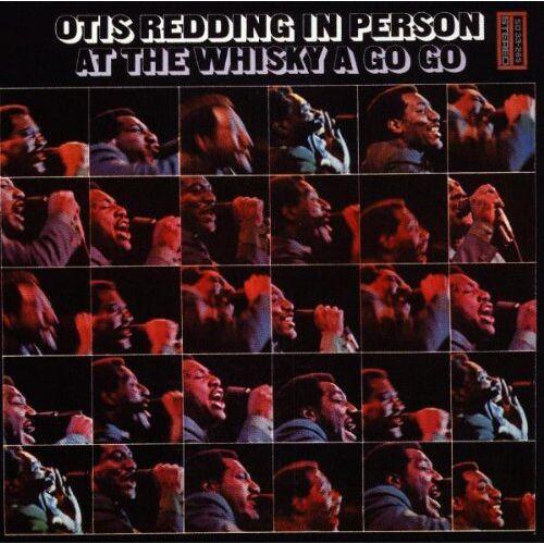 Otis Redding - In Person at the Whiskey a Go Go - Preis vom 12.04.2021 04:50:28 h