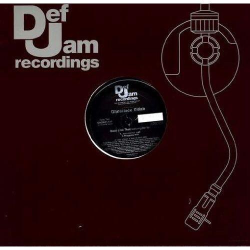 Ghostface Killah - Back Like That [Vinyl Single] - Preis vom 13.05.2021 04:51:36 h