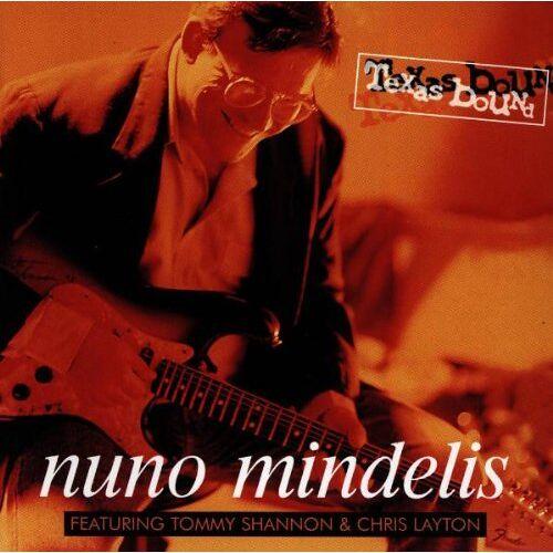 Nuno Mindelis - Texas Bound - Preis vom 20.01.2021 06:06:08 h