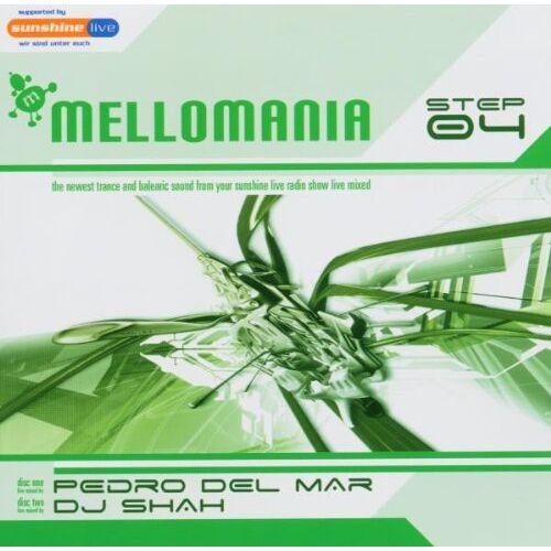 Pedro Del Mar - Mellomania 4 - Preis vom 07.05.2021 04:52:30 h