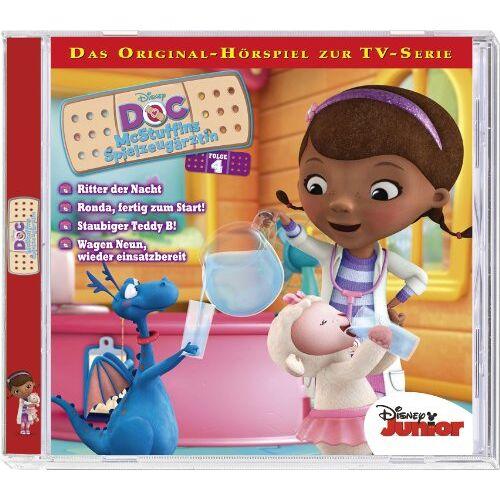 Disney Doc Mcstuffins-Folge 4 - Preis vom 06.05.2021 04:54:26 h