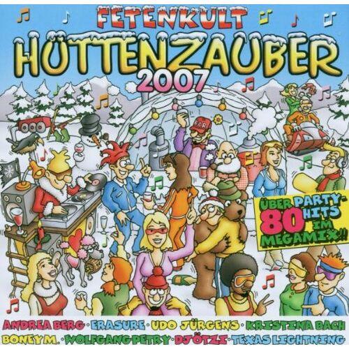 Various - Hüttenzauber 2007 - Preis vom 06.09.2020 04:54:28 h