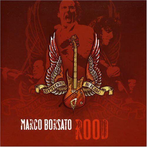 Marco Borsato - Rood - Preis vom 27.02.2021 06:04:24 h