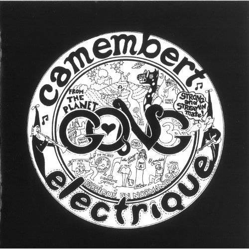 Gong - Camembert Electrique - Preis vom 20.10.2020 04:55:35 h