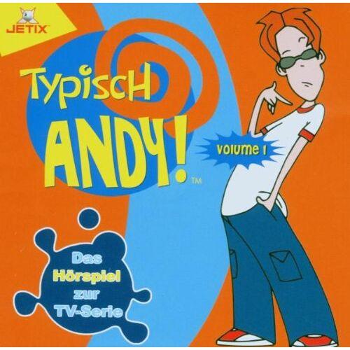 Typisch Andy! - Typisch Andy! Hörspiel Vol.1 - Preis vom 20.10.2020 04:55:35 h