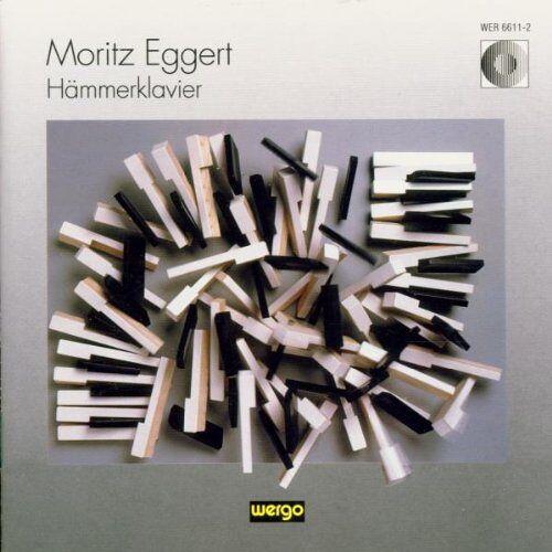 Moritz Eggert - Hämmerklavier - Preis vom 15.05.2021 04:43:31 h