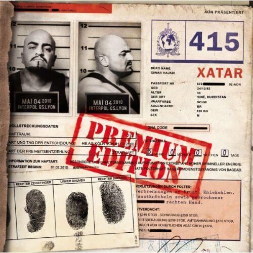 Xatar - Nr.415 (Premium Edition) - Preis vom 24.01.2021 06:07:55 h