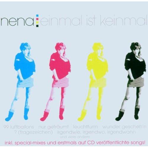 Nena - Einmal Ist Keinmal - Preis vom 05.03.2021 05:56:49 h