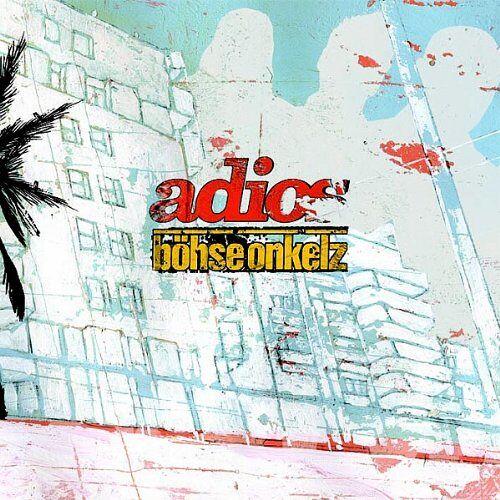 Böhse Onkelz - Adios (CD + DVD) - Preis vom 06.05.2021 04:54:26 h