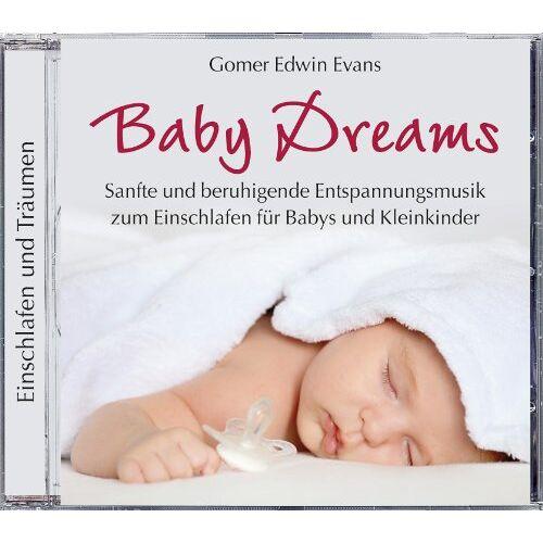 Evans, Gomer Edwin - Baby Dreams, Entspannungsmusik für Babys zum Einschlafen, Entspannung Baby CD, Einschlafmusik für Babys - Preis vom 25.01.2021 05:57:21 h