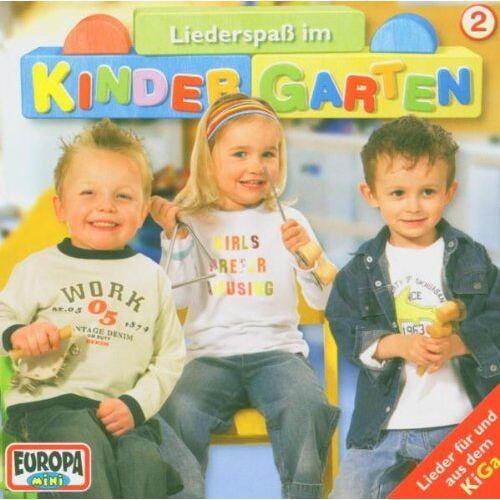 Fun Kids - 02/Liederspass im Kindergarten - Preis vom 18.04.2021 04:52:10 h