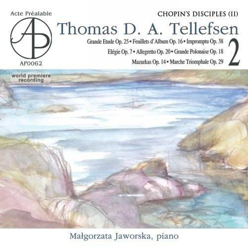 Malgorzata Jaworska - Klavierwerke Vol.2 - Preis vom 28.02.2021 06:03:40 h