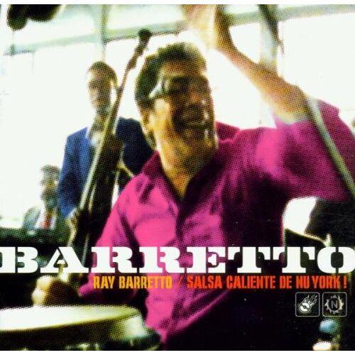 Ray Barretto - Salsa Caliente de Nu York - Preis vom 14.04.2021 04:53:30 h