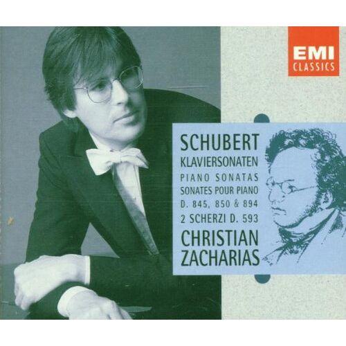 Christian Zacharias - Klaviersonaten und Klavierstücke - Preis vom 20.10.2020 04:55:35 h