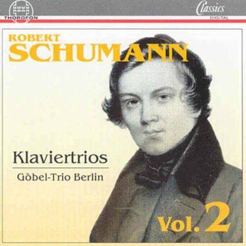 Göbel-Trio Berlin - Klaviertrio 2 und 3 - Preis vom 06.05.2021 04:54:26 h